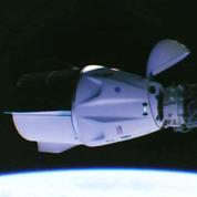 Vivez en direct l'entrée des quatre astronautes dans l'ISS