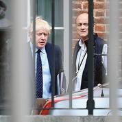 Guerre ouverte entre Boris Johnson et son ex-bras droit