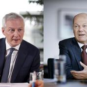 Bruno LeMaire et Olaf Scholz: «Pour la première fois, l'Europe agit unie»
