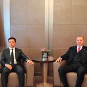 Moscou irrité par le tango turco-ukrainien