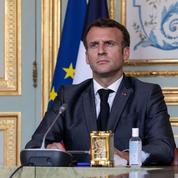 Déconfinement: Emmanuel Macron cherche le bon tempo