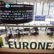 Bourse: Euronext plus que jamais leader européen