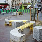 Fontaines, bancs, réverbères: lemobilier urbain de Paris se dégrade