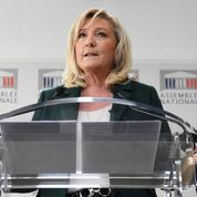 Sondage: Marine LePen, l'effet Rambouillet?