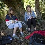 Les Danois réinventent l'école buissonnière