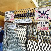 Les appels au blocus ne perturbent pas le retour au lycée
