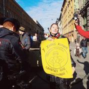 Daria, professeur de russe, militante féministe et «agent de l'étranger»