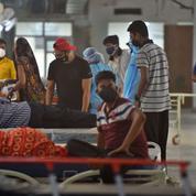 À New Delhi, la résurgence du Covid place les hôpitaux au bord du gouffre