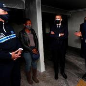 À Montpellier, Emmanuel Macron passe, les trafiquants restent