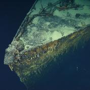 À la recherche des trésors engloutis dans les grandes profondeurs