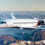 Avec le Falcon 10X, Dassault monte encore en gamme