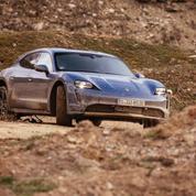 Porsche Taycan Cross Turismo, un Allroad électrique