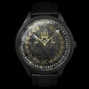 Une montre made in Belgique pour les nostalgiques de Napoléon
