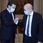 La France tend la main à l'opposition libanaise