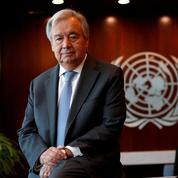 Antonio Guterres défend sa réélection à la tête de l'ONU
