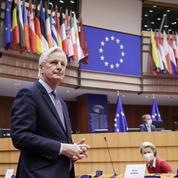 Michel Barnier: «L'Europe n'est pas àl'abri d'un nouveau séisme»