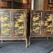 Chantilly retrouve ses cabinets volés en 1975