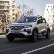 La Dacia Spring, le modèle à prix imbattable fabriqué en Chine