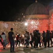 À Jérusalem, le chaos et la rage sur l'esplanade des mosquées