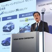 Le redressement de Nissan freiné par la pénurie desemi-conducteurs