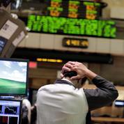 La peur de l'inflation fait trembler les marchés