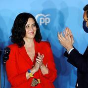 Les clés pour comprendre le triomphe de la droite madrilène