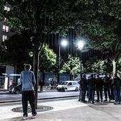 Paris: la police tente de canaliser les drogués de Stalingrad