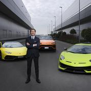 Lamborghini prend à son tour le virage de l'électrique