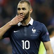 Karim Benzema, une sorte de fantôme qui surgit du placard... et du pardon