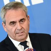 Régionales: Xavier Bertrand consolide son avance dans les Hauts-de-France