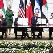 Le rapprochement entre Israël et les pays arabes n'est pas remis en cause