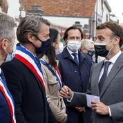 Emmanuel Macron tente de tenir les deux bouts de la chaîne pénale