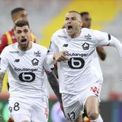 Ligue 1: Burak Yilmaz, le «roi» qui veut couronner Lille
