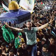Les Palestiniens ont crié «victoire» après l'arrêt des combats