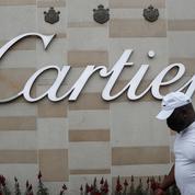 Le propriétaire de Cartier efface les traces de la pandémie