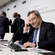 En Italie, le double pari réussi de Mario Draghi