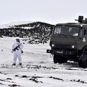 La militarisation de l'Arctique est-elle inéluctable?
