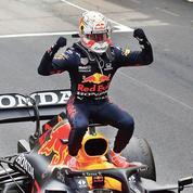 Formule 1: le week-end princier de Verstappen et Red Bull