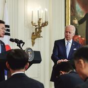 Joe Biden enrôle Séoul pour contrer Pékin