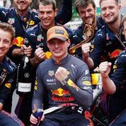 Monaco: une victoire de Titan pour Max Verstappen