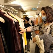 Les commerces font le plein de clients pour leur réouverture