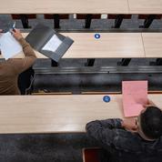 Universités: l'Élysée espère une rentrée en présentiel