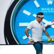 Tennis: jeu, set et montres