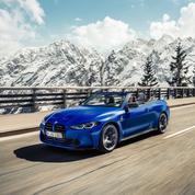 BMW M4 Cabriolet xDrive, des sensations au grand air