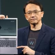 Le taïwanais Acer profite pleinement du boom des PC