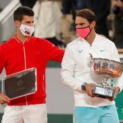 Pour Amélie Oudéa-Castera, Roland-Garros annonce «le retour de la lumière»