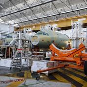 Airbus compte produire plus d'A320 en 2024 qu'en 2019