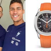 Karim Benzema, une Patek Philippe pour son retour chez les Bleus