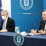 Draghi pilote au plus près le plan de relance italien