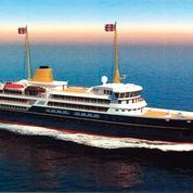 Boris Johnson offre un vaisseau amiral au royaume